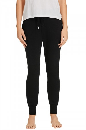 Bonds Triblend slim leg trackie Black CXBKI BAC