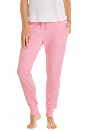 Bonds Triblend Fleece Slim Trackie Beach Bunny