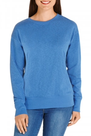 Bonds Lightweight Pullover Portsea Blue