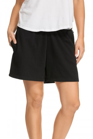 Bonds Mid Length Short Black CXJ7I BLK