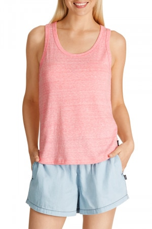 Bonds Triblend Tank Rose