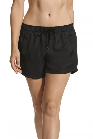 BONDS Active Mid Track Short Black CXLNI BAC