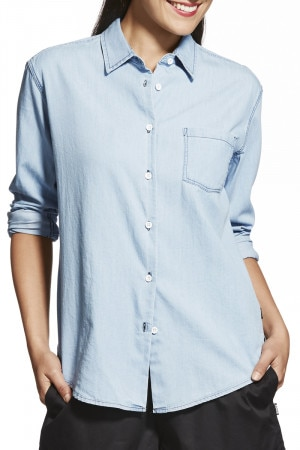 Bonds The Shirt Summer Blue CXVHI F62