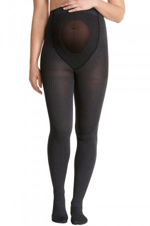 Bonds Bonds Maternity Rib Tights Ink Shadow