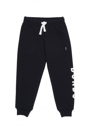 Bonds Kids Cool Sweats Trackie Black