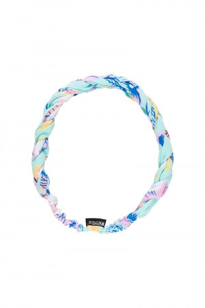 Bonds Kids Braided Headband Heatwave Water Glass
