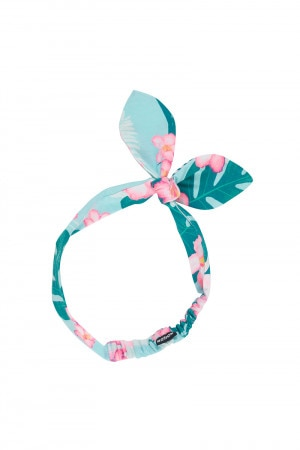 Bonds Girls Bow Headband Tropical Vibes