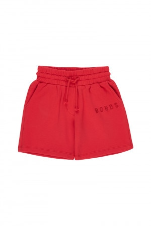 Bonds Originals Kids Short Supreme Red
