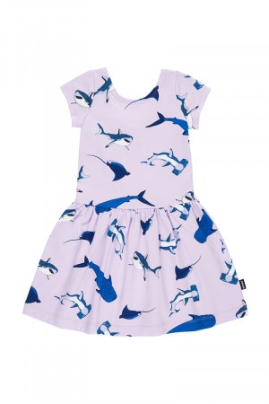 Bonds Hipster Dress Shark Bay Mermaid Mist