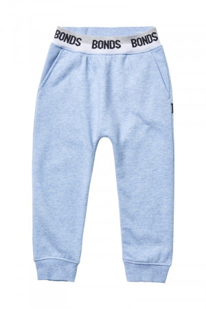 Bonds Kids Trackie Cloud Burst Marle & New Grey Marle