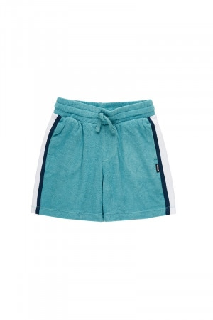 Bonds Boys Terry Towel Short Seal Silk