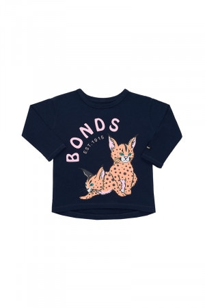 Kids Toughie Long Sleeve Tee