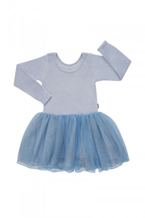 Bonds Girls Dance Long Sleeve Tutu Dress Meeko Monday