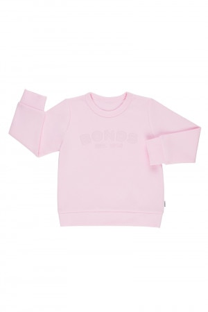 Bonds Kids Tech Sweats Pullover Rosewater