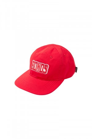 Bonds Kids Panel Hat Red Glo