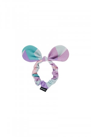 Bonds Kids Scrunchie Abstract Star Pink Posy