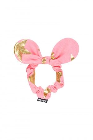 Bonds Kids Scrunchie Star Struck Pink