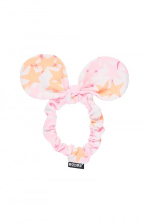 Bonds Kids Scrunchie Super Star Pink