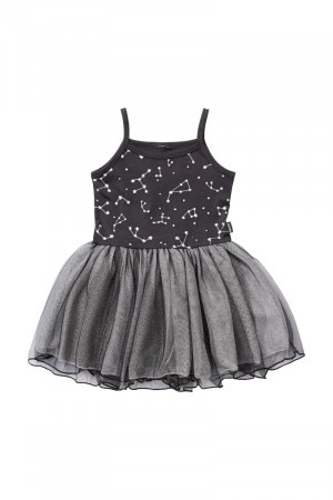 Bonds Girls Dance String Tutu Dress Star Crossed Big Black