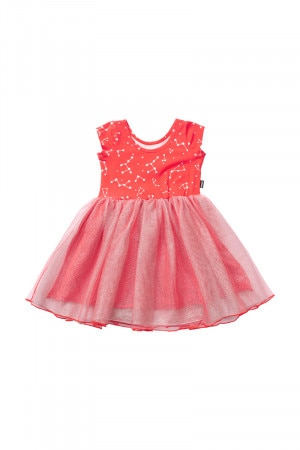 Bonds Girls Dance Midi Tutu Dress Star Crossed Big Red KXMHK 7ER