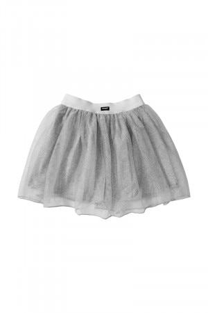 Bonds Girls Dance Tutu Skirt Be Silver