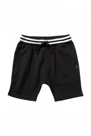 Bonds Kids Retro Short Black KXPKK BAC