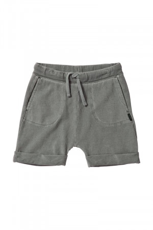 Bonds Kids Toughie Short Hunter Green KXPNK NAA
