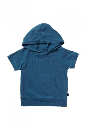 Bonds Kids Toughie Short Sleeve Hoodie Sea Patrol