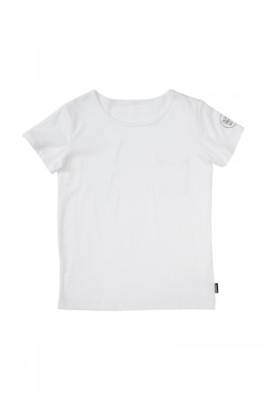 Bonds Kids Standard Tee White KXRPK WIT