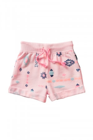 Kids Terry Cuff Short