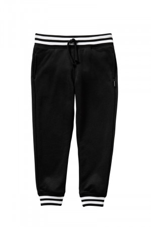 Bonds Retro Ribs Trackie Black