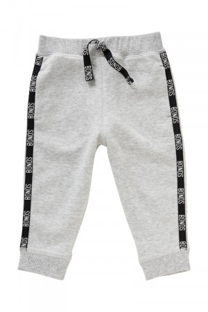 Bonds Cool Sweats Trackie New Grey Marle KXWJA QQ0
