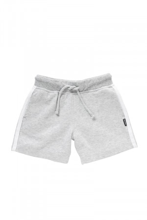 Bonds Cool Sweat Short Grey Marle KXYWA NWY