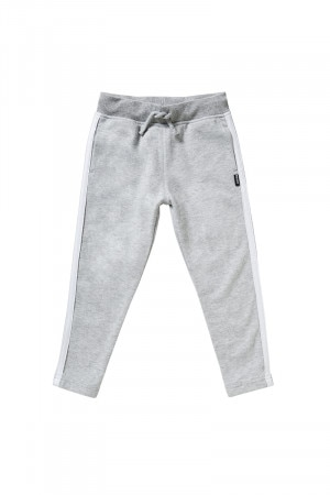 Bonds Kids Cool Sweat Trackies New Grey Marle KY8PA NWY