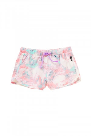 Bonds Kids Summer Short Sea Salt Floral KYDYA 3AA