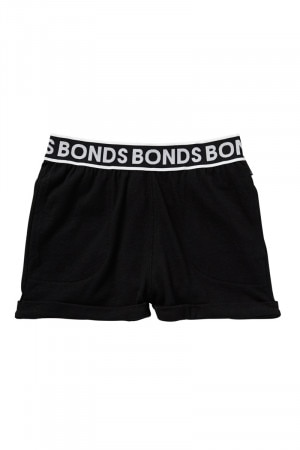 Bonds Kids Short Black KYFHA BAC