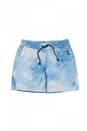 Bonds Kids Summer Short Magic Palms Blue KYYXA 6AA