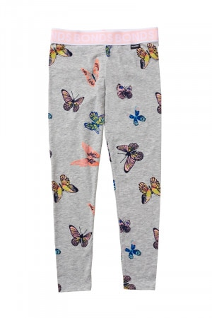 Bonds Girls Legging Feeling Butterflies