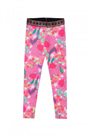Bonds Kids Legging Waratah Wonderer