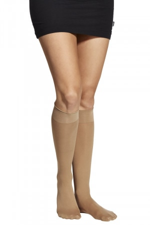 BONDS Comfy Tops Semi Opaque Knee High Nude L7982O NUD