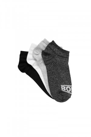 Bonds Womens Trainer Sock 4Pk Pack 01