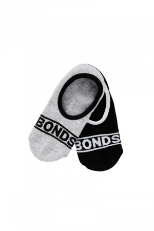 Bonds Womens New Era Sneaker Socks 2 Pack Pack 05