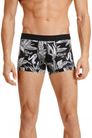 Bonds Fit Luxe Trunk Lotus Bloom Print