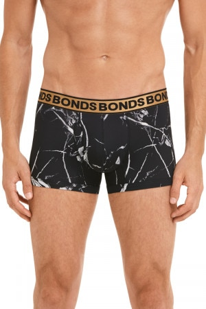 Bonds Fit Luxe Trunk Print 41