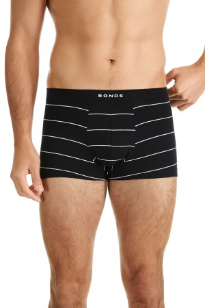 Bonds Hipster Trunk Black & White
