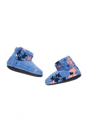 Bonds Snuggle Bootie Sleep Blue