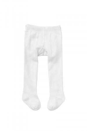 BONDS Baby Party Tights White RYUU1N WIT