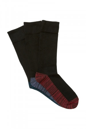 Bonds Mens Business Crew Socks 3 Pack Pack 14