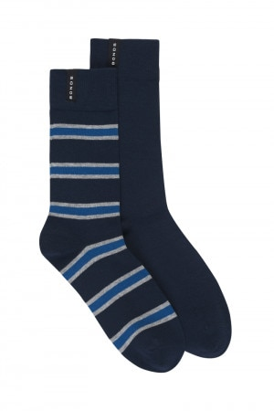 Bonds Mens Street Crew Socks 2 Pack Pack 14