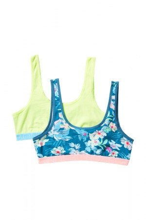 Girls Multipack Crop 2 Pack